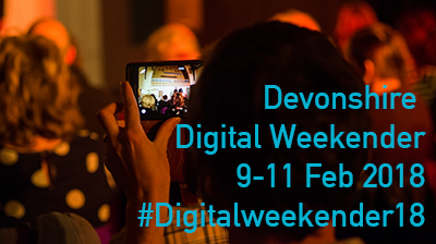 Volunteers needed for Digital Weekender (9-11 February 2018)